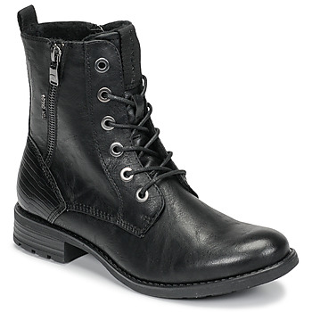 Skor Dam Boots Tom Tailor 93303-NOIR Svart