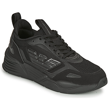 Skor Herr Sneakers Emporio Armani EA7 XK165 Svart