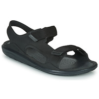 Skor Herr Sandaler Crocs SWIFTWATER EXPEDITION SANDAL M Svart