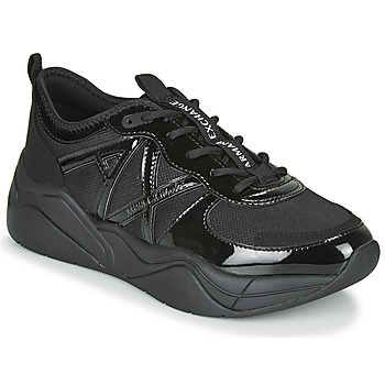 Skor Dam Sneakers Armani Exchange BALDA Svart