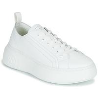 Skor Dam Sneakers Armani Exchange PROMNA Vit