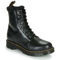 Skor Dam Boots Dr Martens 1460 SERENA Svart