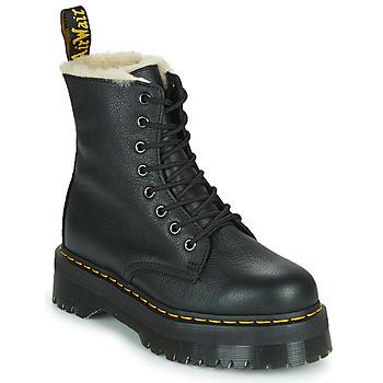 Skor Dam Boots Dr Martens JADON FL Svart