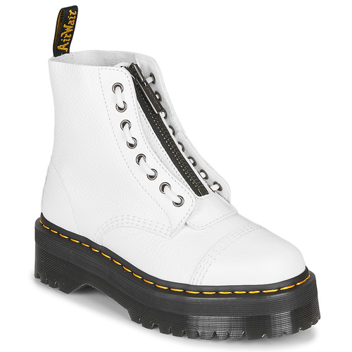 Skor Dam Boots Dr Martens SINCLAIR Vit