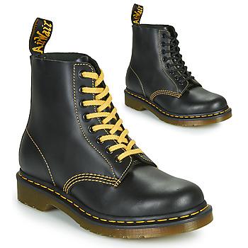 Skor Herr Boots Dr Martens 1460 PASCAL ATLAS Svart