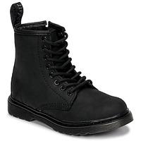 Skor Barn Boots Dr Martens 1460 SERENA MONO J Svart