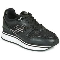 Skor Dam Sneakers Emporio Armani X3X046-XM547 Svart