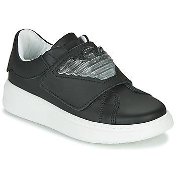 Skor Barn Sneakers Emporio Armani XYX014-XOI08 Svart
