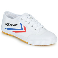 Skor Sneakers Feiyue FE LO 1920 Vit / Blå / Röd