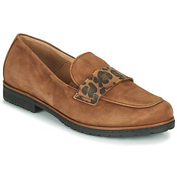 Skor Dam Loafers Gabor 5243241 Kamel