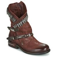 Skor Dam Boots Airstep / A.S.98 TIAL FOGLIE Brun