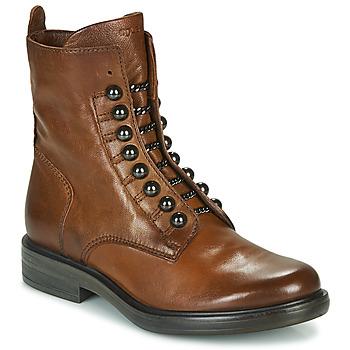 Skor Dam Boots Mjus CAFE STYLE Kamel