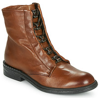 Skor Dam Boots Mjus PALLY Brun