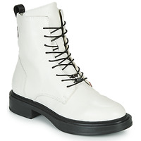Skor Dam Boots Mjus MORGANA Vit