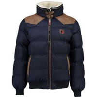 textil Pojkar Täckjackor Geographical Norway ABRAMOVITCH BOY Marin
