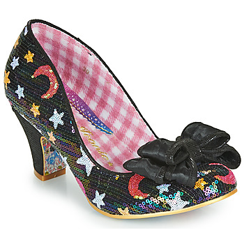 Skor Dam Pumps Irregular Choice BAN JOE Svart / Flerfärgad