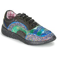 Skor Dam Sneakers Irregular Choice JIGSAW Svart