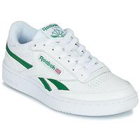 Skor Sneakers Reebok Classic CLUB C REVENGE MU Vit / Grön
