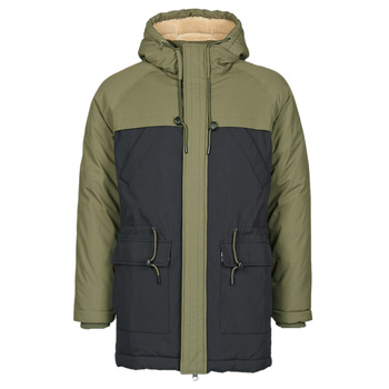 textil Herr Parkas Oxbow M2JONKA Grön / Svart