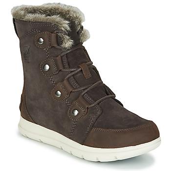 Skor Dam Boots Sorel SOREL EXPLORER JOAN Brun