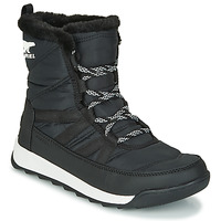 Skor Dam Boots Sorel WITHNEY II SHORT LACE Svart