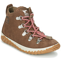 Skor Barn Boots Sorel YOUTH OUT N ABOUT™ CONQUEST Brun