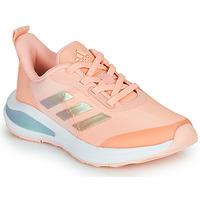 Skor Flickor Sneakers adidas Performance FORTARUN  K Rosa