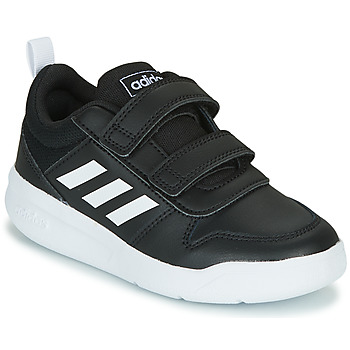 Skor Barn Sneakers adidas Performance TENSAUR C Svart / Vit
