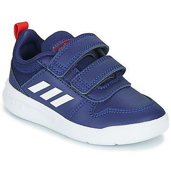 Skor Barn Sneakers adidas Performance TENSAUR I Blå / Vit