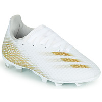 Skor Barn Fotbollsskor adidas Performance X GHOSTED.3 FG J Vit