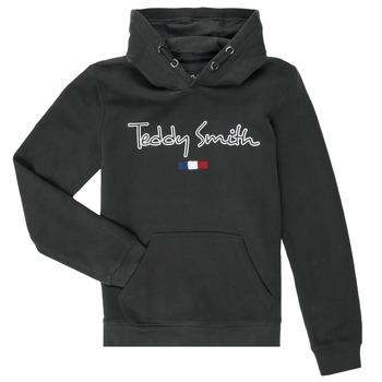 textil Pojkar Sweatshirts Teddy Smith SEVEN Marin