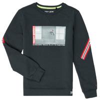 textil Pojkar Sweatshirts Teddy Smith TOPH Marin