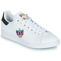 Skor Dam Sneakers adidas Originals STAN SMITH W Vit