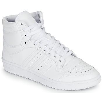 Skor Höga sneakers adidas Originals TOP TEN Vit