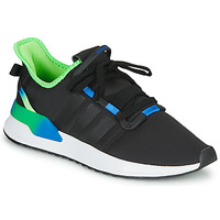 Skor Herr Sneakers adidas Originals U_PATH RUN Svart / Grön