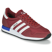 Skor Sneakers adidas Originals USA 84 Bordeaux / Vit