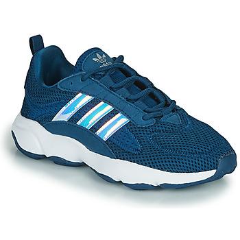 Skor Pojkar Sneakers adidas Originals HAIWEE J Blå