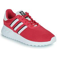 Skor Flickor Sneakers adidas Originals LA TRAINER LITE C Rosa