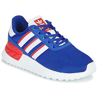 Skor Pojkar Sneakers adidas Originals LA TRAINER LITE C Blå