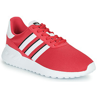 Skor Flickor Sneakers adidas Originals LA TRAINER LITE J Rosa