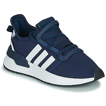 Skor Pojkar Sneakers adidas Originals U_PATH RUN J Marin / Vit