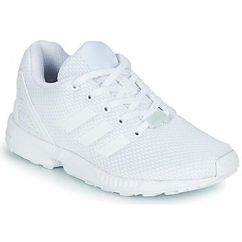 Skor Barn Sneakers adidas Originals ZX FLUX C Vit