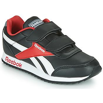 Skor Barn Sneakers Reebok Classic REEBOK ROYAL CLJOG Svart / Vit / Röd