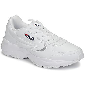 Skor Herr Sneakers Fila MASTERMIND Vit