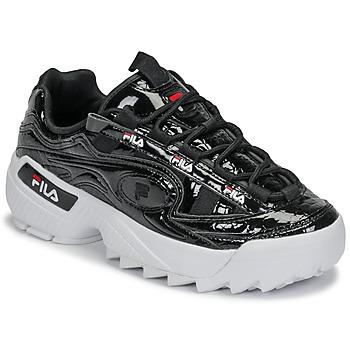 Skor Dam Sneakers Fila D-FORMATION F WMN Svart