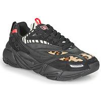 Skor Dam Sneakers Fila RUSH F WMN Svart