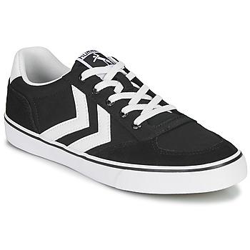 Skor Sneakers Hummel STADIL LOW OGC 3.0 Svart / Vit