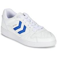 Skor Sneakers Hummel HB TEAM Vit / Blå