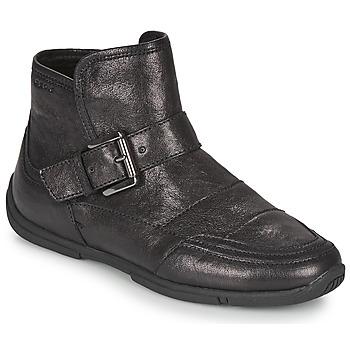 Skor Dam Boots Geox AGLAIA Svart