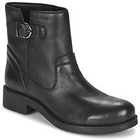 Skor Dam Boots Geox RAWELLE Svart